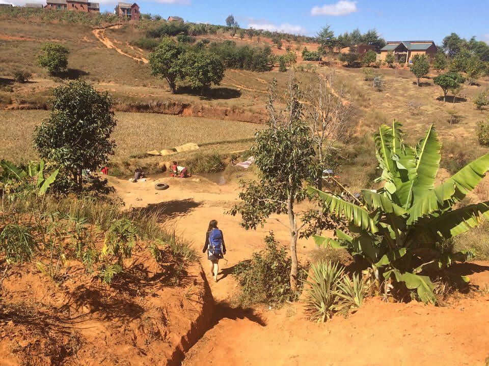 Soupe de langues - Lettre égarée dune jeune hippie au Burkina Faso