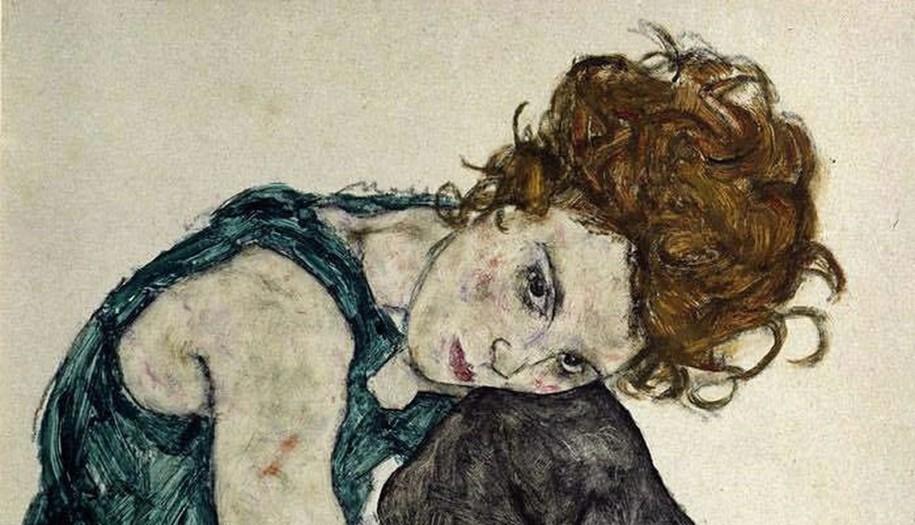 Ergon Schiele - Caro - Scarletpost La culture des idées